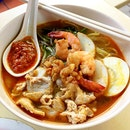 Penang Prawn Noodles Cooked By Penangites