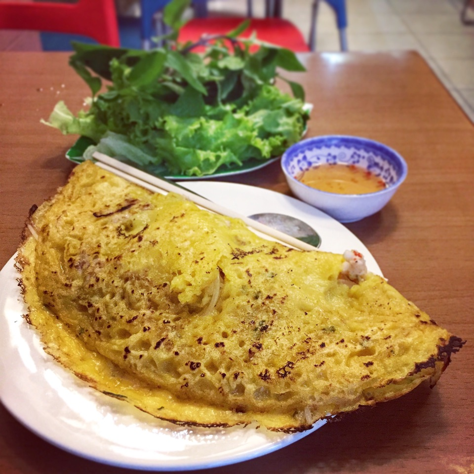 Hungry In Ho Chi Minh