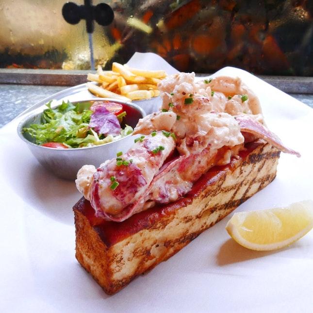 Lobster Roll ($48++)