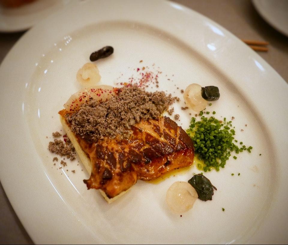 The Foie Gras Brûlée at NEWLY OPEN Dempsey Cookhouse & Bar ($19++)