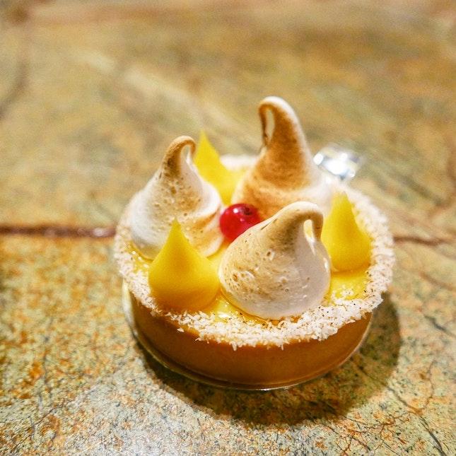 Amalfi Lemon Tart ($9)