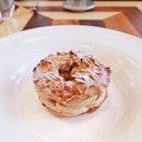 The Paris Brest (a Dessert Option in the $38++ Set Lunch Menu)