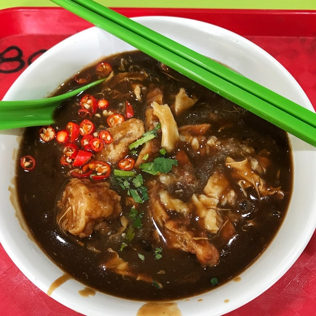 Traditional Style Lor Mee
