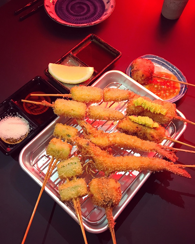 For Panko-coated Skewers And More!