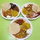 Tasty And Affordable Briyani Rice Sets From Young Hawkers