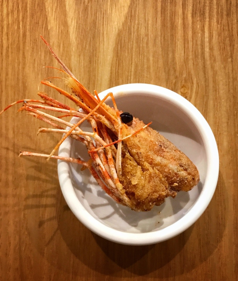 One Of The Delights In Our Omakase Meal ($100++)