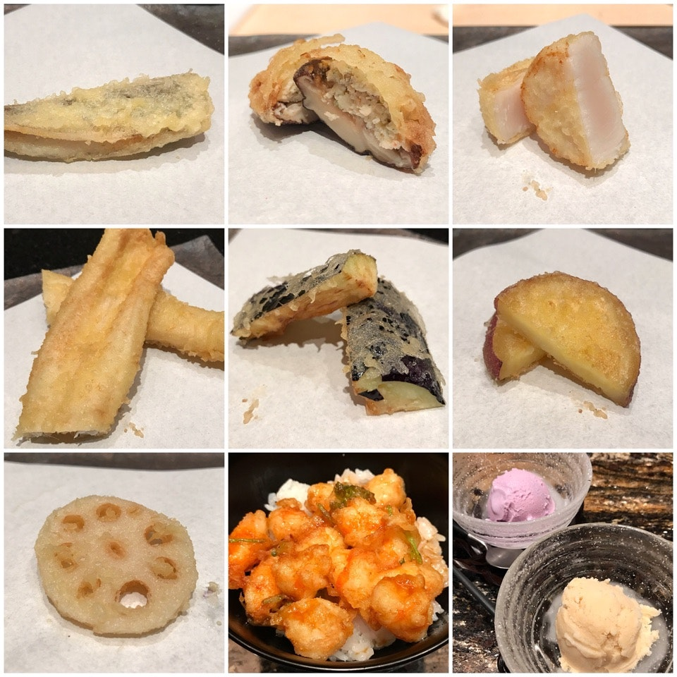 Love This Place For Their Elegant And Refine Style Of Tempura