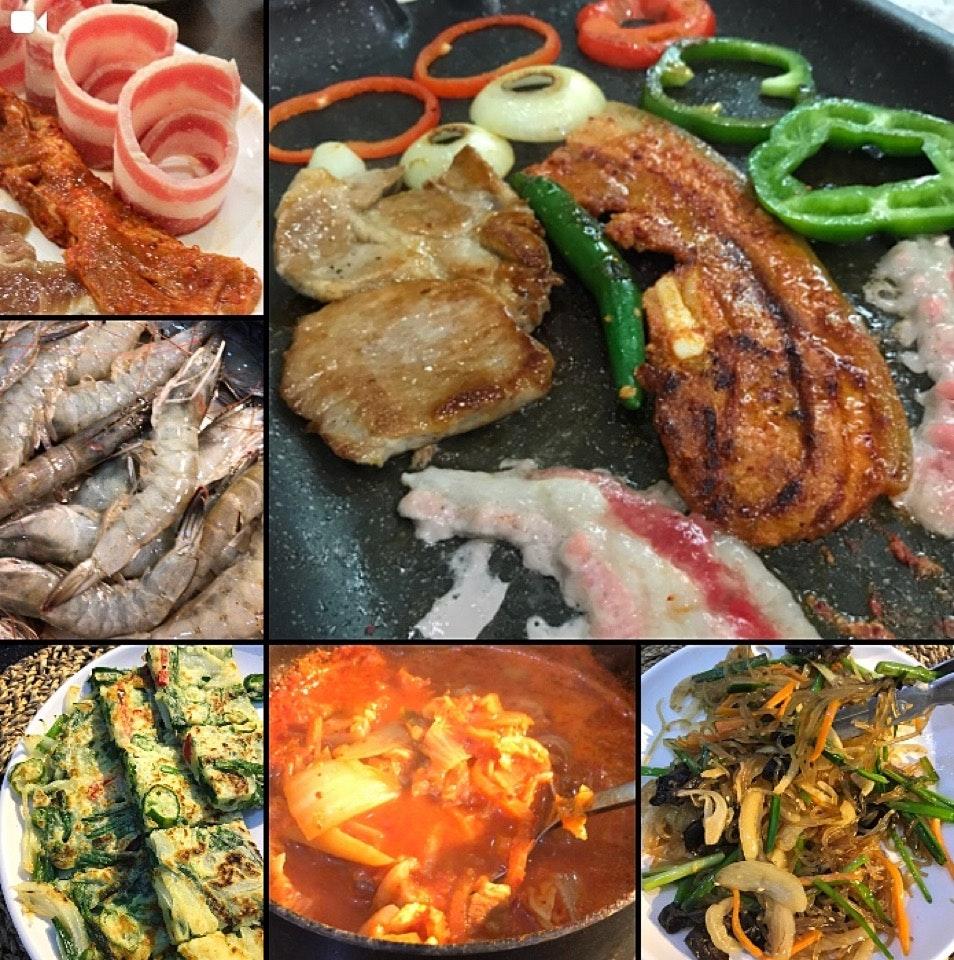 Danji Korean BBQ Buffet