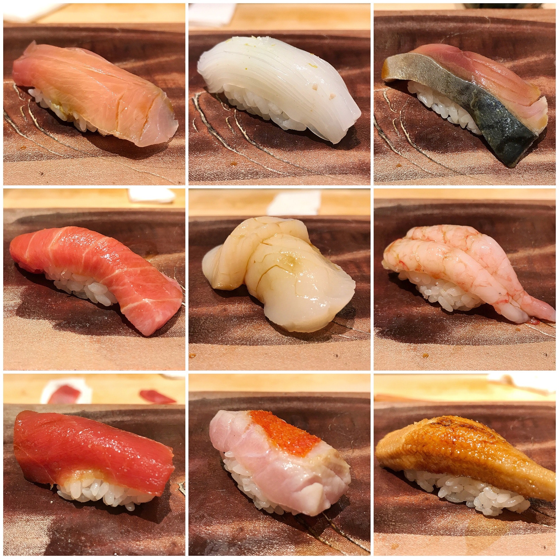Excellent Value Sushi Lunch Course ($88++)