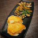 Cheese & Vegetables ($17.90++)
