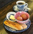 NEW: Breakfast Set Available From 8.30am To 11am ($4.50++)