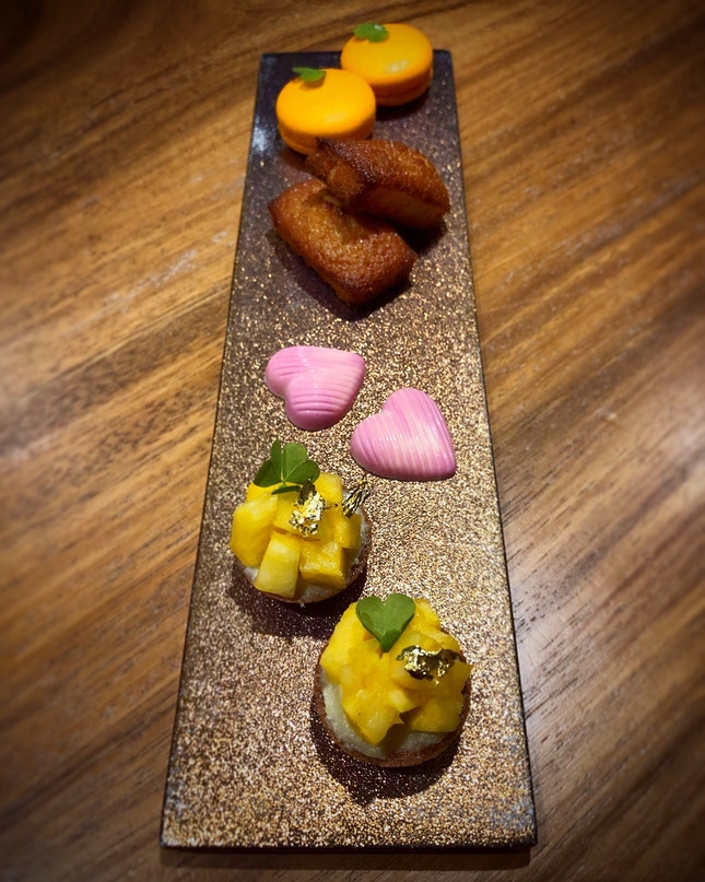These Petit Fours Impressed Us All