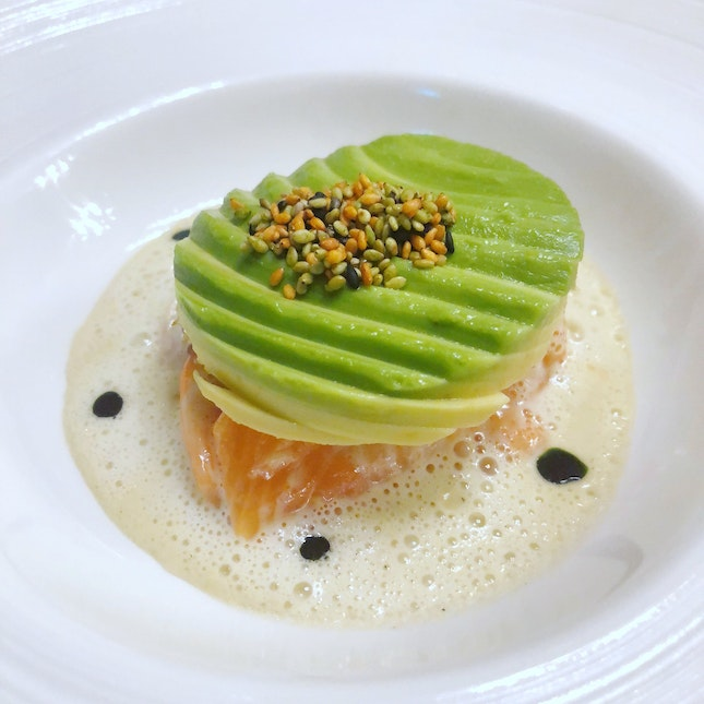 It's Saucery I Tell You! (6-Hands Pop-Up Dinner: $265++ For 8 Courses)