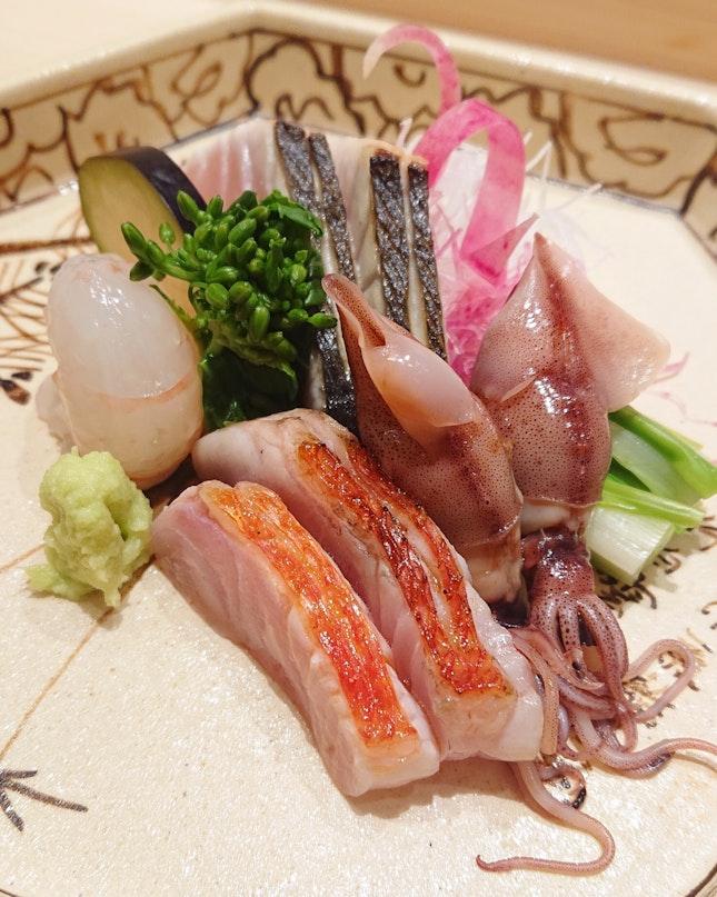 Sashimi Platter - Part Of The $250++ Omakase