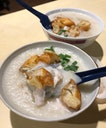 "This Is The Better One Of The Two ""Chai Chee Pork Porridge"" According To My Parents"