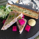 Pate de Campagne (Appetiser Choice In The $45++ Daily Set Lunch)