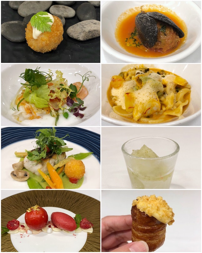 New Signature Dishes Added