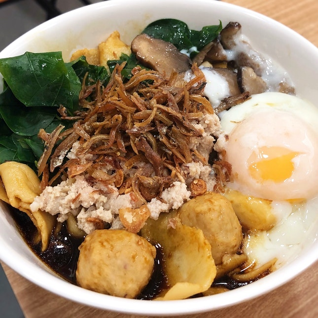 Their Mee Hoon Kueh Is Much Better Than Average