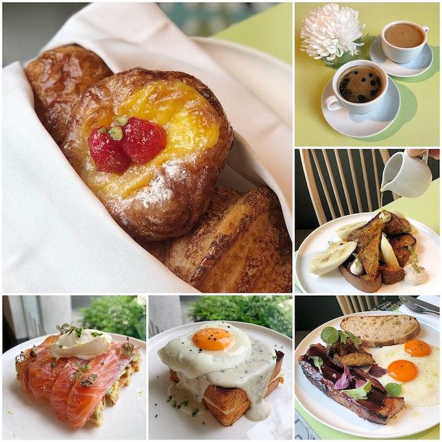 NEW Weekday Breakfast Menu