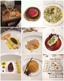 "The Seasonal ""Le Menu Automne"" by Chef Sébastien Lepinoy At 2 Michelin Starred Les Amis ($368++ per head)"