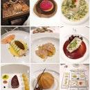 "The Seasonal ""Le Menu Automne"" by Chef Sébastien Lepinoy At 2 Michelin Starred Les Amis ($368++ per head)"