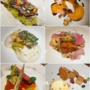 For A Modern European Degustation Menu (4-course: $98++ / 6-course: $128++ / 8-course: $150++)