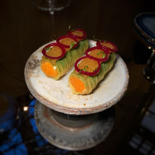 A Strong Start To A Meal To Remember (Tasting Menu: $450++ per pax)