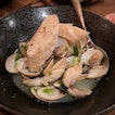 Clams In Sherry White Wine
