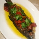 Grilled Rainbow Trout ($46++)