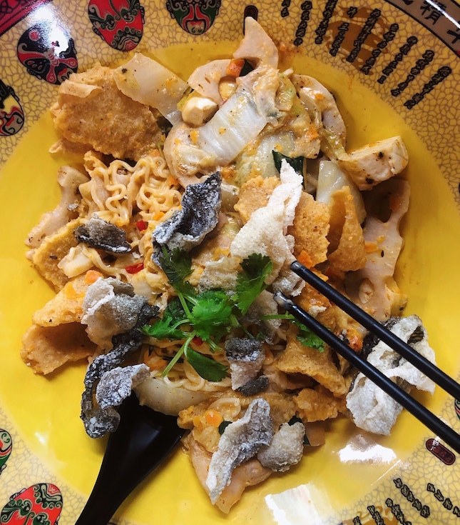 """First In Singapore: Salted Egg """"Xiang Guo"""" by """"Three Good Guys"""""""