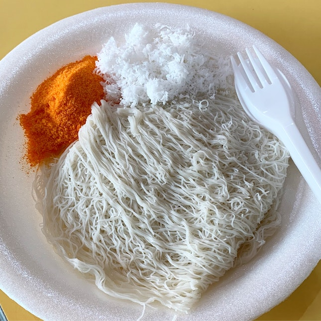 Putu Mayam - A Traditional Item That Is Getting Harder To Find