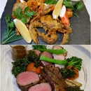 The Valentine's Day Sharing Menu Is An Elegant Surf 'n' Turf Delight ($158++ per pax. Minimum order is for 2 pax).