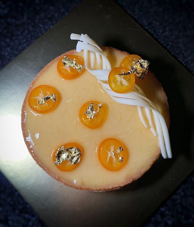 Celebration Special: Kumquat Tart