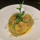 Blue Cheese And Hazelnut Tortellini ($12++)