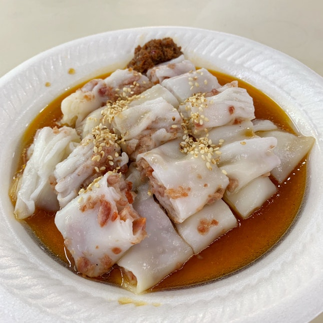 "Probably The Best Hong Kong-Style ""Chee Cheong Fun"" You Can Find Right Now"