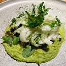 NEW DISH: Cuttlefish Tagliolini