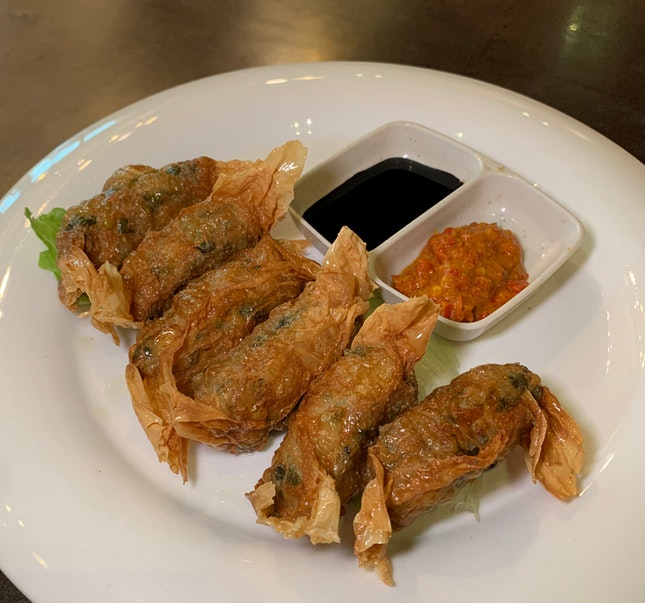 Hainanese Ngoh Hiang ($10 nett)