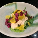 Japanese Pickles and Tofu Skin Salad ($12++)