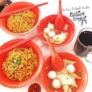 Tai Hong Fishball Noodles, 泰豐魚丸麵.