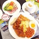 today's #breakfast #buffet.