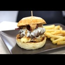Fat Elvis Burger