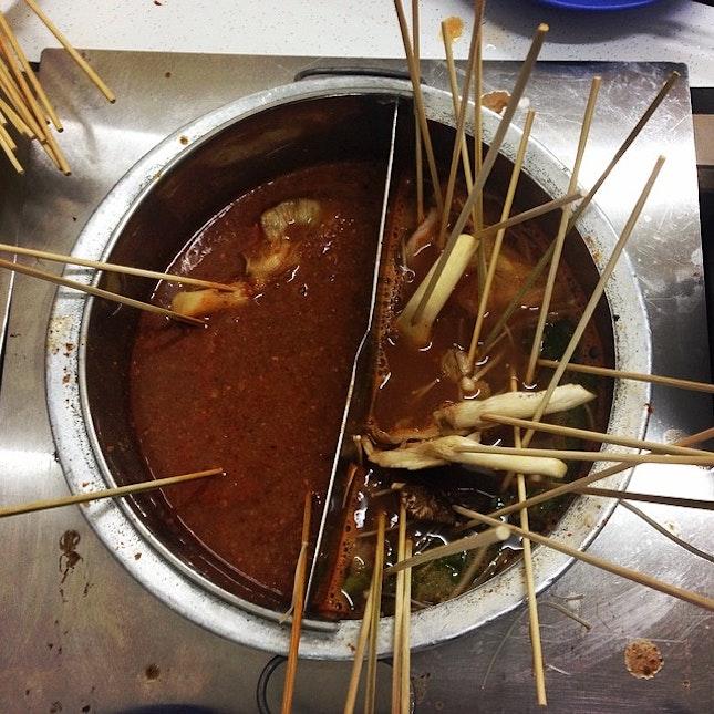 LOK LOK at SG~~ #foodie #foods #foodgasm #foodpics #foodloveme #foodography #foodphotography #foodforfoodies #loklok #foodbloggers #openrice #openricesg #nomnomnom #lifeisdeliciousinsingapore #instafood #sgig #sgfood #sgfoodies #loklokbuffet