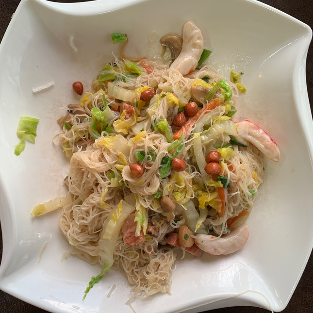 Vegetarian Bee Hoon $7