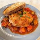 Baked Chicken Stew $18