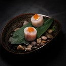 5-course / 8-course dinner •SGD 168++ /SGD 228++• • A great start to any meal is a line-up of amuse-bouche.