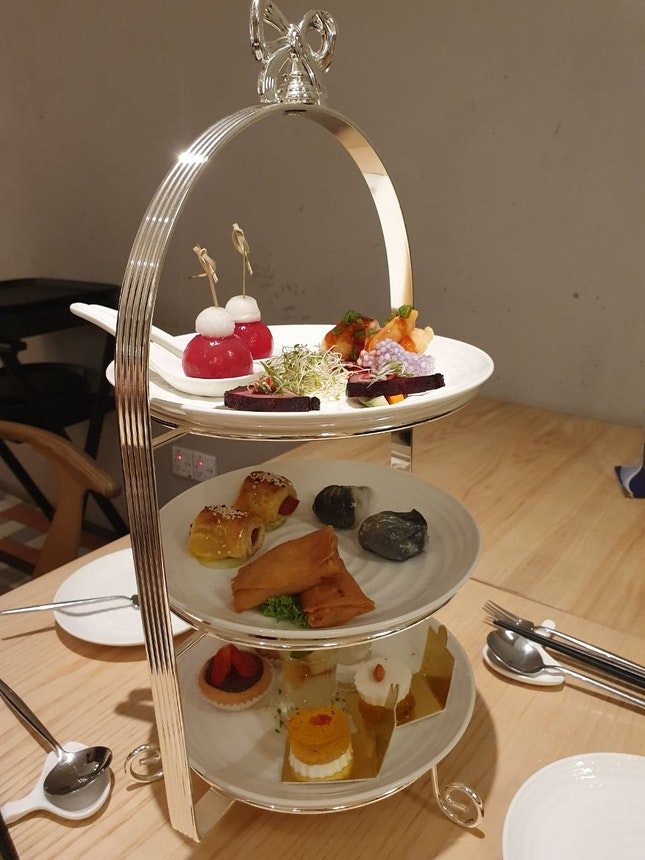 Dessert Or Tea Time