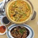 Sambal Curry Fishhead x Duck Meat