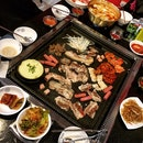 Goki Day Korean BBQ Buffet