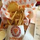 3 pieces chicken tenders! $7.50
