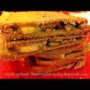 Kaya Toasties With Butter Slab@Ya Kun Kaya Toast